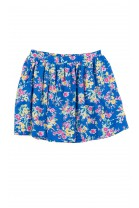 Blue flowery skirt, Polo Ralph Lauren