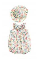 Flowery girl rompers, Polo Ralph Lauren