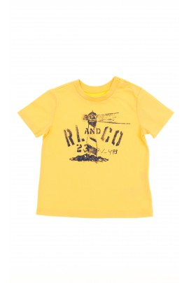 Yellow boy t-shirt, Polo Ralph Lauren