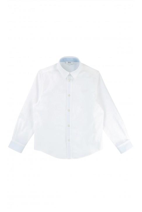 White shirt, HUGO BOSS