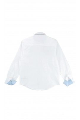 White shirt, HUGO BOSS