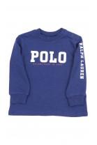 Navy blue long sleeved t-shirt, Polo Ralph Lauren