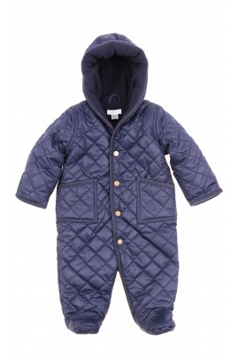 Navy blue baby jumpsuit, Polo Ralph Lauren