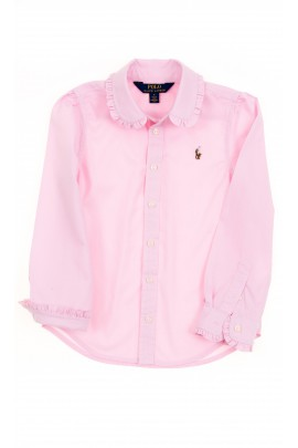 Pink shirt, Polo Ralph Lauren