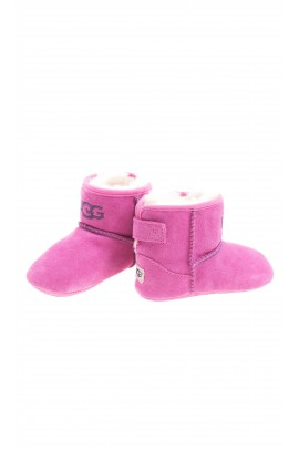 Pink baby boots, UGG