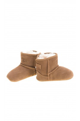 Brown baby boots, UGG