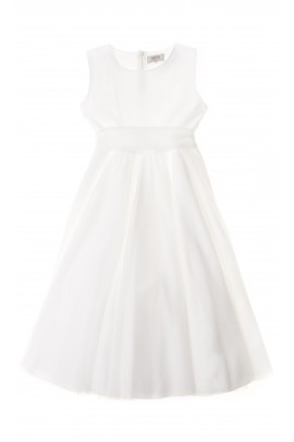 White First Communion dress, Aletta