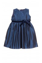 Navy blue dress, Mariella Ferrari