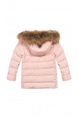 Pink girl jacket, Tartine et Chocolat
