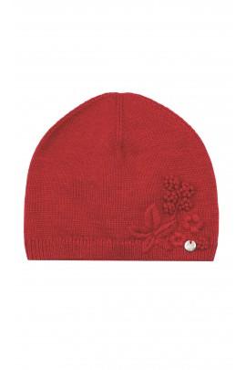 Red girl cap, Tartine et Chocolat