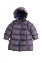 Navy blue down coat, Polo Ralph Lauren