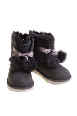Black boots, UGG