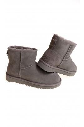 Grey boots, UGG