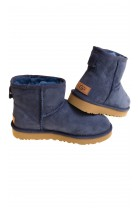 Navy blue boots, UGG