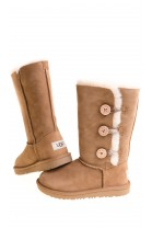 Long brown boots, UGG