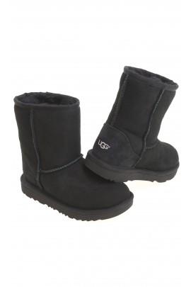 Short black boots, UGG