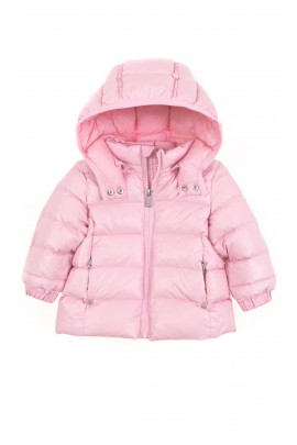 Pink down jacket, Polo Ralph Lauren