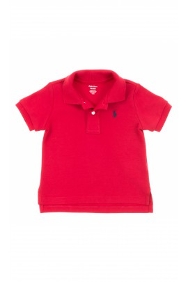 Red boy polo shirt, Polo Ralph Lauren