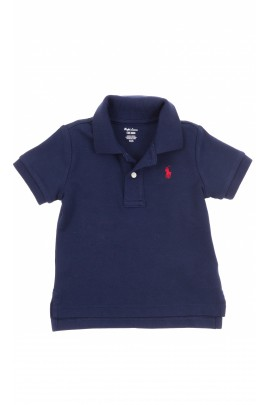 Navy blue boy polo shirt, Polo Ralph Lauren