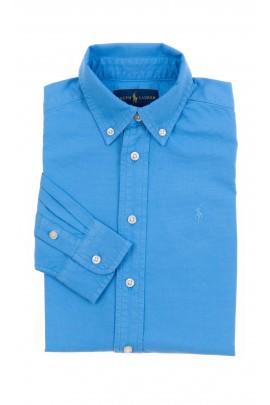 Dark-blue boy shirt, Polo Ralph Lauren