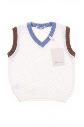 White boy vest, Baby Graziella