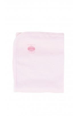 Pink-and-white diaper, Petit Bateau