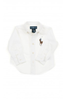 White boy shirt, Polo Ralph Lauren