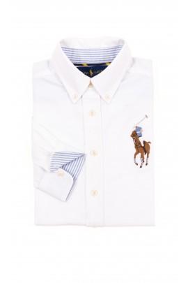 White boy shirt, Polo Ralph Lauren