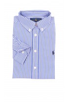 Boy shirt striped blue-and-white, Polo Ralph Lauren