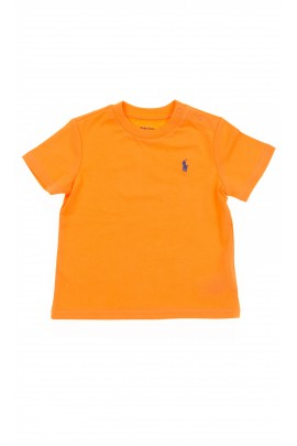 Orange t-shirt, Polo Ralph Lauren