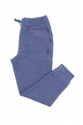 Blue-and-grey sweatpants, Polo Ralph Lauren