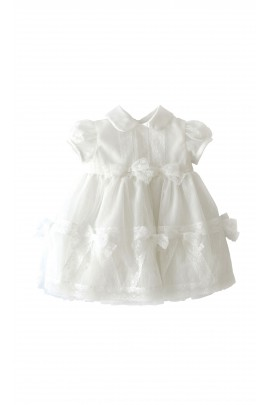 Lace dress for baptism, Aletta