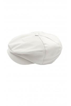 Beige baby flat cap, Colorichiari