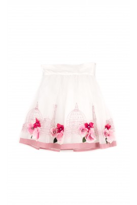 Very elegant tulle skirt, Lesy