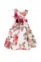Flowery dress for special occasions, Lesy