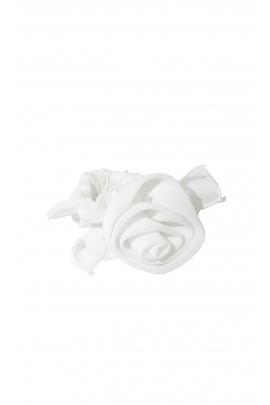 White elastic bracelet, Aletta