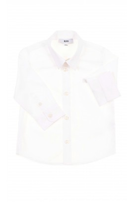 White boy shirt, Hugo Boss