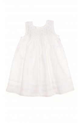 White baby dress, Polo Ralph Lauren