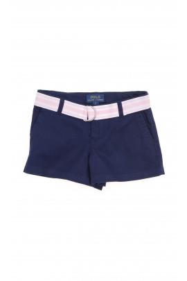 Navy blue girl shorts, Polo Ralph Lauren