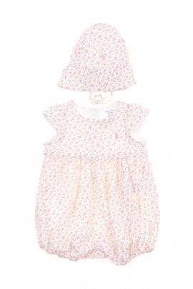 Flowery baby rompers, Polo Ralph Lauren