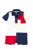 Colourful baby boy rompers, Polo Ralph Lauren