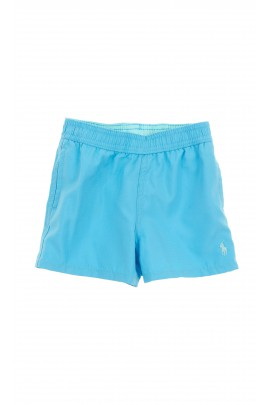 Blue swim shorts, Ralph Lauren