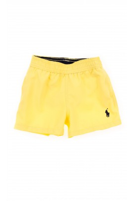 Yellow swim shorts, Polo Ralph Lauren
