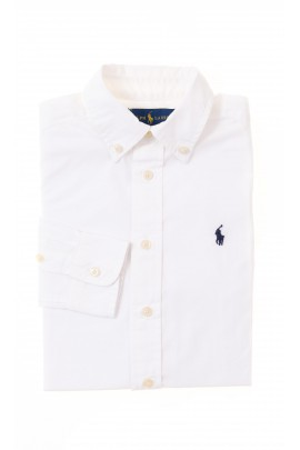 White boys shirt, Polo Ralph Lauren
