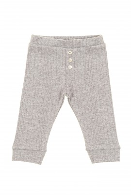 Grey boys knitted trousers, Tartine et Chocolat