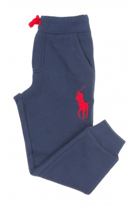 Navy blue boys sweatpants, Polo Ralph Lauren