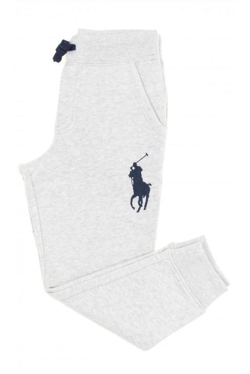 Grey boys sweatpants, Polo Ralph Lauren