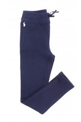 Navy blue girl sweatpants, Polo Ralph Lauren
