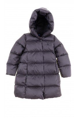 Black down girl coat, Polo Ralph Lauren
