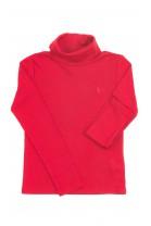 Red turtleneck, Polo Ralph Lauren